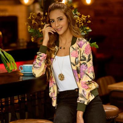 Bomber Jacket Olivia