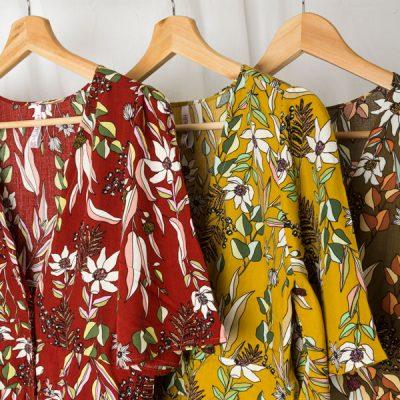 Kimono-vestido Alegría